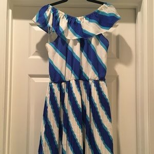Lilly Pulitzer Pleated Dress Size Medium